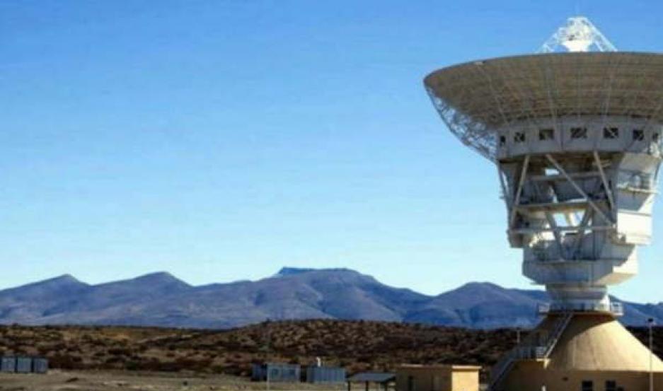 ESTRATÉGICA. La base espacial china se construyó en Bajada del Agrio. Por un acuerdo con la Argentina, nadie puede acercarse a 100 km a la redonda.