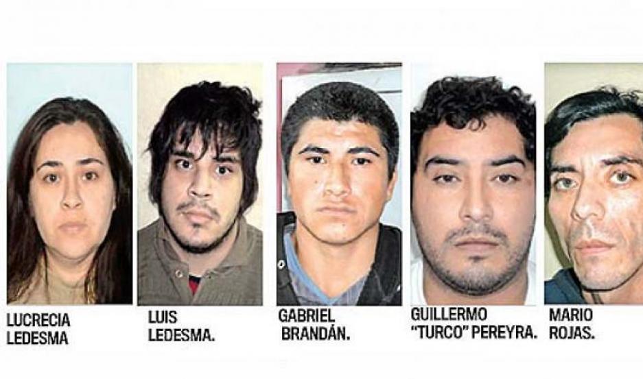 Todos fueron condenados a prisión perpetua.