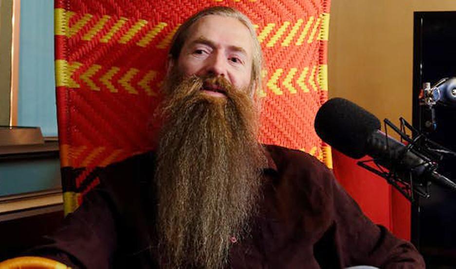 Aubrey de Grey es biogerontólogo y tiene un doctorado de la Universidad de Cambridge.