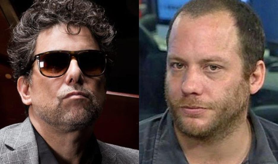 El músico Andrés Calamaro expresó su consternación por la muerte del periodista paranaense Lucas Carrasco,