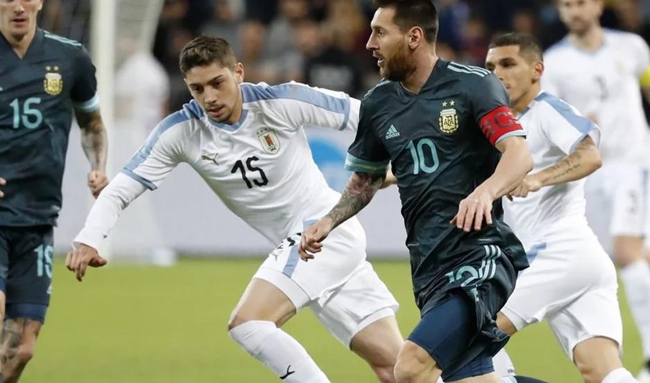 Con Lionel Messi como figura central, la Argentina se presenta en Israel.